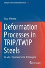 Deformation Processes in Trip/Twip Steels: In-Situ Characterization Techniques Cover Image