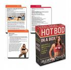 Jillian Michaels Hot Bod in a Box: Kick Butt with 50 Exercises from TV's Toughest Trainer Cover Image