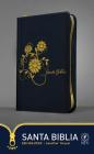 Santa Biblia Ntv, Edición Zíper, Girasol (Sentipiel) Cover Image