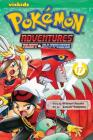Pokémon Adventures (Ruby and Sapphire), Vol. 17 Cover Image