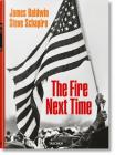 James Baldwin. Steve Schapiro. the Fire Next Time Cover Image