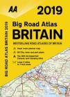 Big Road Atlas Britain 2019 SP Cover Image