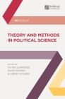 Theory and Methods in Political Science (Political Analysis) Cover Image