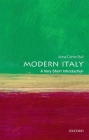 Modern Italy: A Very Short Introduction (Very Short Introductions) Cover Image