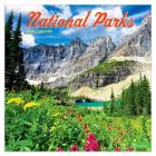 National Parks 2019 Wall Calendar Cover Image