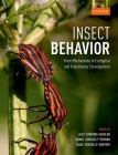 Insect Behavior: From Mechanisms to Ecological and Evolutionary Consequences Cover Image