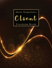 Client Tracking Book Data Organizer: Hairstylist Client Data Organizer Log Book with A - Z Alphabetical Tabs - Personal Client Record Book Customer In Cover Image