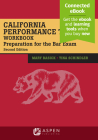 California Performance Test Workbook: Preparation for the Bar Exam (Bar Review) Cover Image