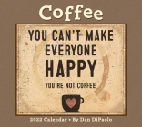 Coffee 2022 Deluxe Wall Calendar Cover Image