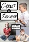 Carnet à Saccager Pour Ados: Pour les enfants hyperactifs / Carnet Anti-Stress / 100 pages de défis / Garçon Cover Image