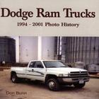 Dodge Ram Trucks: 1994-2001 Photo History Cover Image