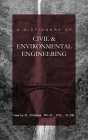 A Dictionary of Civil & Environmental Engineering: Dictionary for Principles and Practice of Engineering (PE) Examination Cover Image