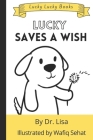 Lucky Shares a Wish: Lucky Lucky Books Cover Image