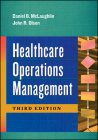 Healthcare Operations Management, Third Edition Cover Image