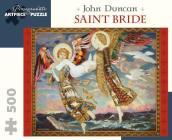John Duncan Saint Bride 500 Piece Jigsaw Puzzle Cover Image