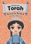 Children's Torah Activity Book 4 Cover Image