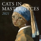 Cats in Masterpieces 2021 Wall Calendar Cover Image