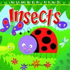 Insects (Number Find) Cover Image