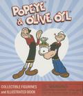 Popeye and Olive Oyl: Collectible Figurines and Illustrated Book (Miniature Editions) Cover Image