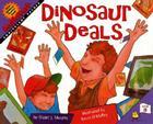 Dinosaur Deals (MathStart 3) Cover Image