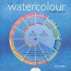 Watercolour Wheel Book (Colour Wheel Books) Cover Image