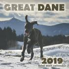 Great Dane 2019 Mini Wall Calendar Cover Image