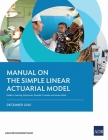 Manual on the Simple Linear Actuarial Model Cover Image