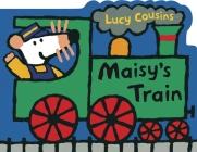 Maisy's Train: A Maisy Shaped Board Book Cover Image