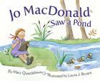 Jo MacDonald Saw a Pond Cover Image