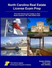 North Carolina Real Estate License Exam Prep: All-in-One Review and Testing to Pass North Carolina's PSI Real Estate Exam Cover Image
