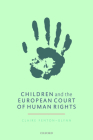 Children and the European Court of Human Rights Cover Image