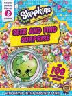 Shopkins Seek and Find Surprise Cover Image