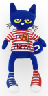 Pete the Cat Pizza Party Doll Cover Image