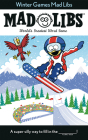 Winter Games Mad Libs Cover Image