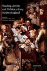 Reading, Society and Politics in Early Modern England Cover Image
