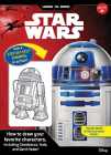 Learn to Draw Star Wars: How to Draw Your Favorite Characters, Including Chewbacca, Yoda, and Darth Vader! Cover Image