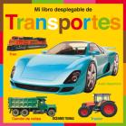 Mi libro desplegable de transportes (Primeras travesías) Cover Image