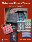 Weft-Faced Pattern Weaves: Tabby to Taquete Cover Image