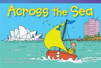 Across the Sea (Read! Explore! Imagine! Fiction Readers: Level 1.2) Cover Image