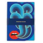 Jonathan Adler Lips A5 Journal Cover Image