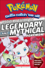 Official Guide to Legendary and Mythical Pokemon Cover Image
