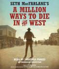 Seth MacFarlane's a Million Ways to Die in the West Cover Image