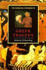 The Cambridge Companion to Greek Tragedy (Cambridge Companions to Literature) Cover Image