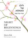 Night of Beginnings: A Passover Haggadah Cover Image