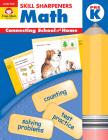Skill Sharpeners Math Grade Pre-K (Skill Sharpeners: Math) Cover Image