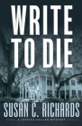 Write To Die Cover Image