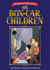 The Box-Car Children: The Original 1924 Edition (Boxcar Children #1) Cover Image