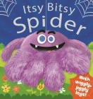 Itsy Bitsy Spider: Hand Puppet Book Cover Image