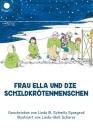 Frau Ella Und Die Schildkrötenmenschen Cover Image