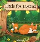 Little Fox Listens Cover Image